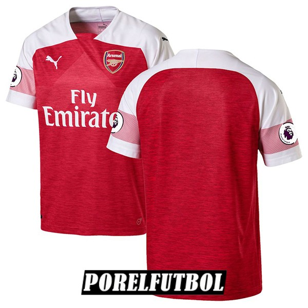 camiseta arsenal primera 2018 19