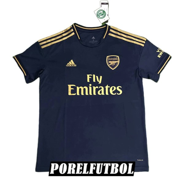 camiseta arsenal tercera 2019 20