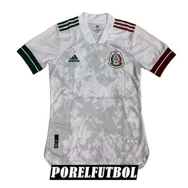 camiseta mexico segunda version player 2020