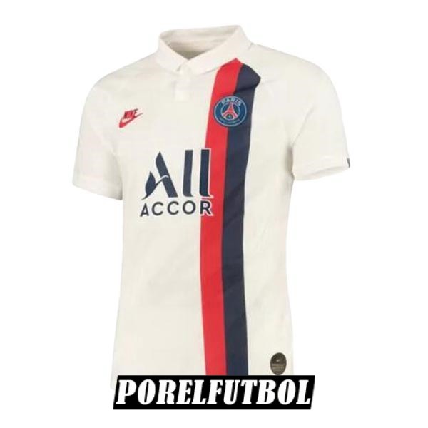 camiseta paris saint germain tercera 2019 20