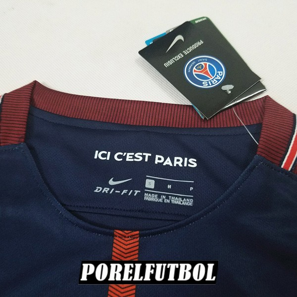 camiseta paris saint germain primera 2017 18