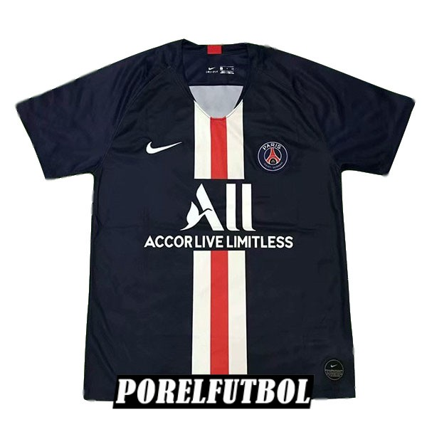 camiseta paris saint germain primera 2019 20