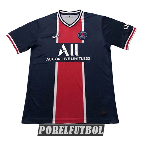 camiseta paris saint germain primera 2020 21