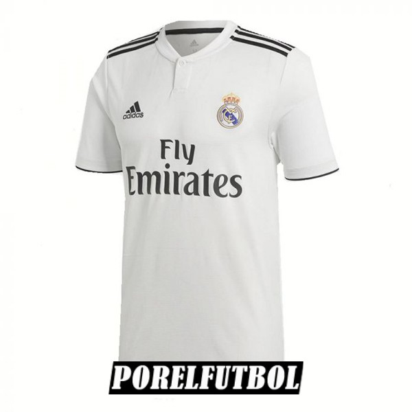 camiseta real madrid primera 2018 19