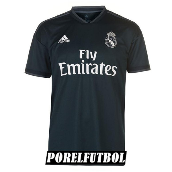 camiseta real madrid segunda 2018 19