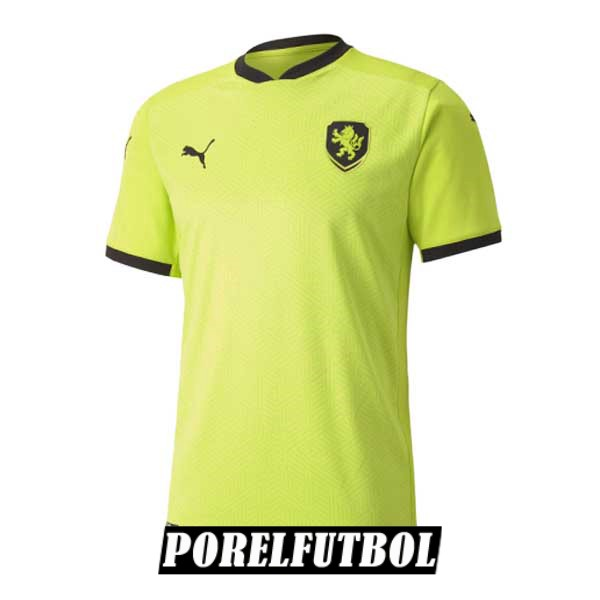 camiseta republica checa segunda 2020
