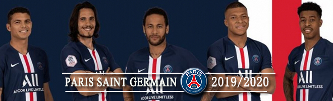 camiseta paris saint germain